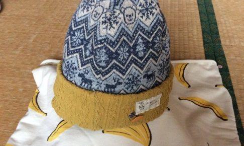 手作り帽子