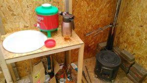 DIYキッチン