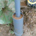 井戸掘り器