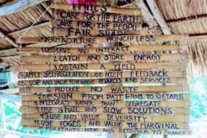 パーマカルチャーの倫理原則