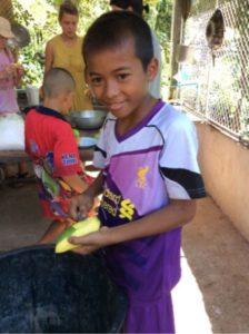 タイの給食