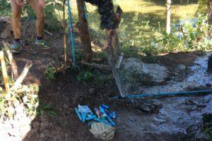 水道管破損
