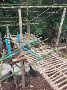 タイの小屋