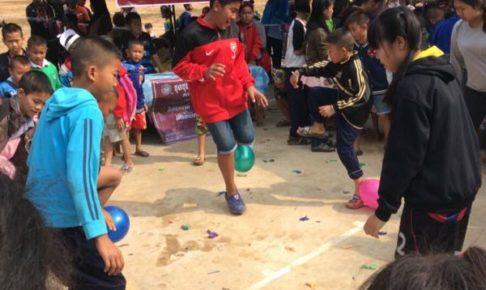 タイの子どもたち